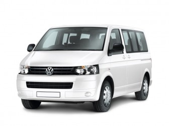 VW Transporter 9 míst LONG